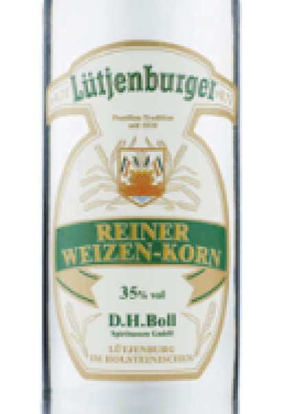 LÜTJENBURGER KORN 35 % vol.
